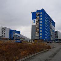 У жителей 50 лет Октября, 6а и 8 есть шанс получить не только свежий фасад, но и новый асфальт