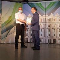 Сотрудники «ЖКС-Норильск» удостоены наград