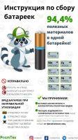 Отработавшая свой век батарейка может быть полезна
